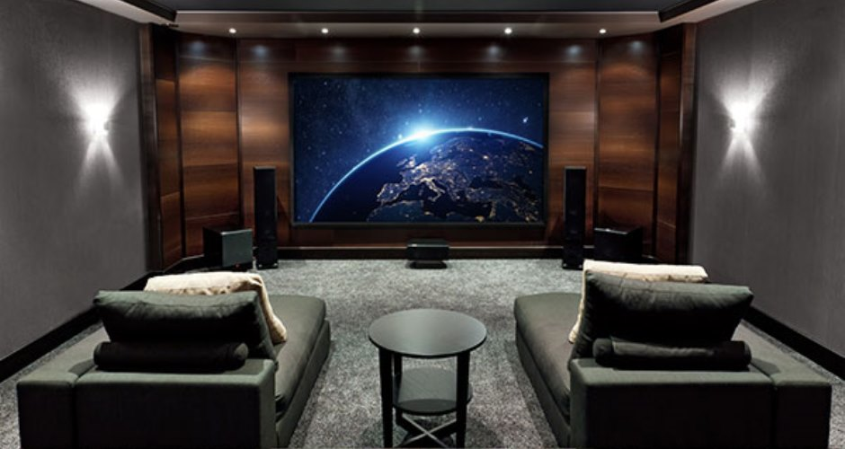 Increase Value by Improving Home Entertainment