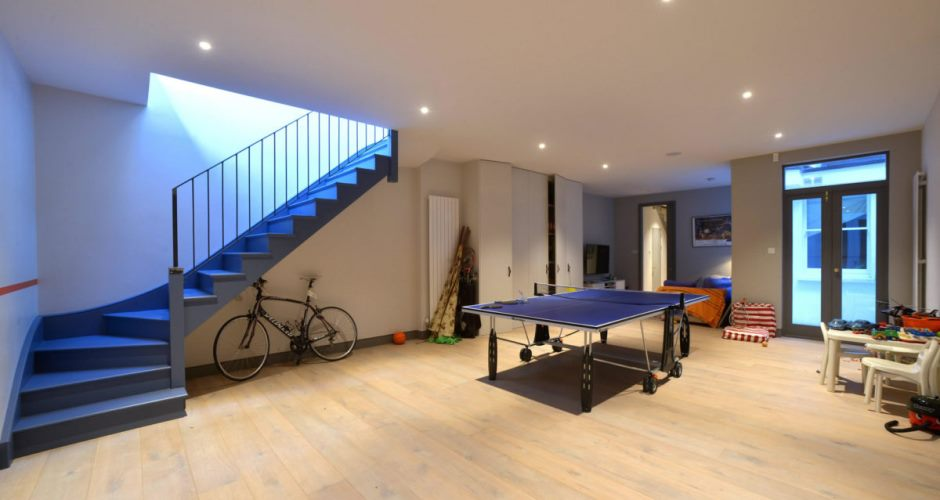 The Virtues of a Basement or Cellar Extension